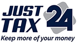 Just Tax 24 Logo